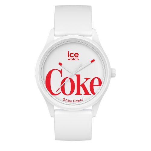 Ice-watch ice solar coca cola limited edition unisex 40mm 018513
