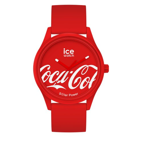 Ice-watch ice solar coca cola limited edition unisex 40mm 018514