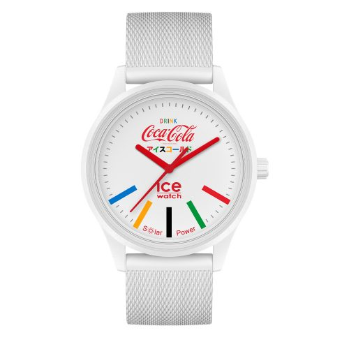 Ice-watch ice solar coca cola limited edition unisex 40mm 019619