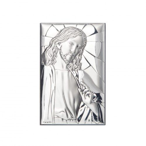 GBG Ezüstözött-Fa- vallási ikon