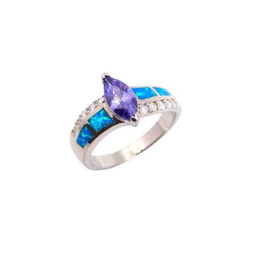 MILANO-Ezüst gyűrű