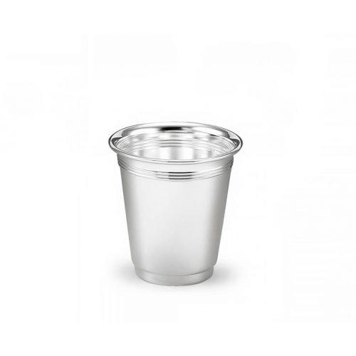 Greggio- ezüst keresztelő pohár